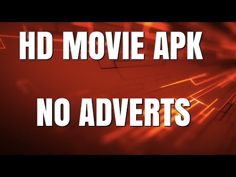 HD CINEMA IN YOUR HOME WITH THIS APK