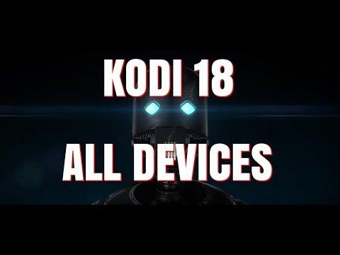 kodi 18 install