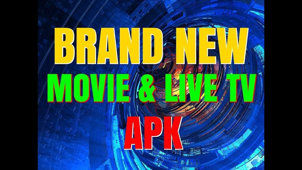 BRAND NEW MOVIE, TV SHOW AND LIVE TV APK !!