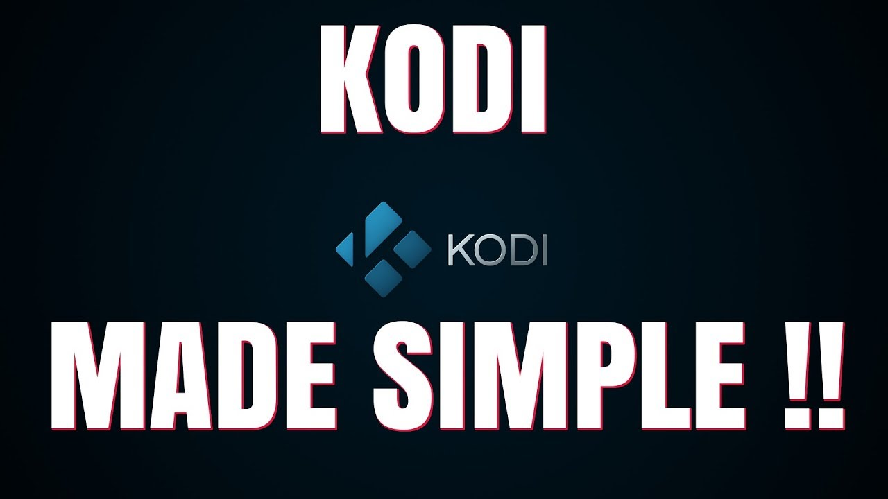 EVERYTHING KODI HAS TO OFFER !!