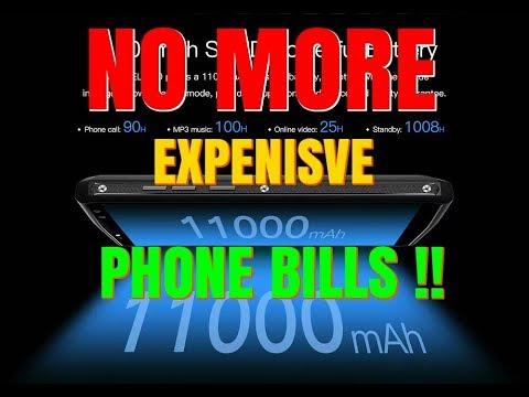NO MORE EXPENSIVE PHONE BILLS