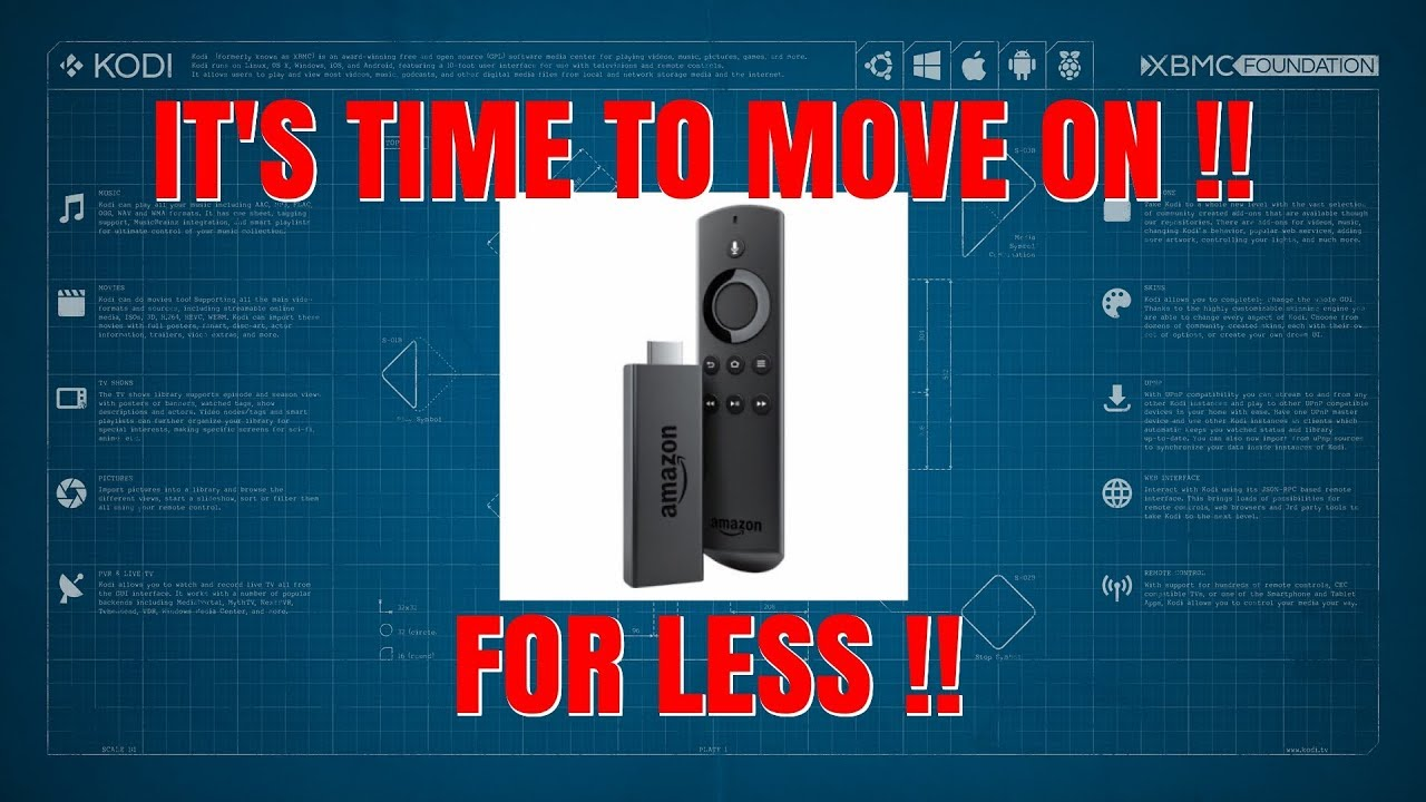 THE AMAZON FIRE STICK REPLACEMENT