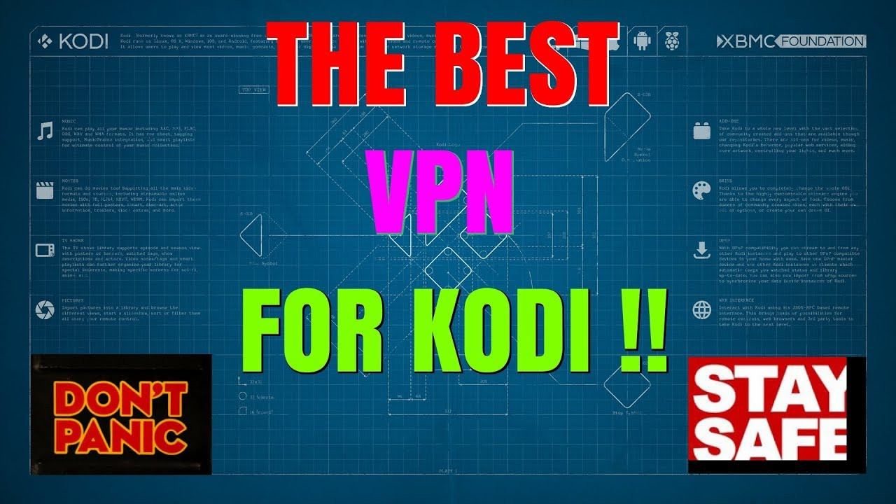 KODI IS SAFE AGAIN WITH THIS