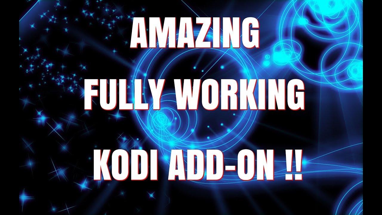 FULLY WORKING KODI ADD-ON – ATRIOX FOR LIVE TV, SPORT & MOVIES