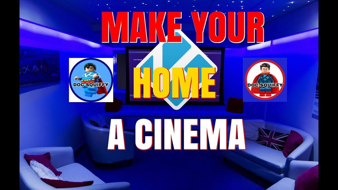 BRING THE CINEMA TO YOUR HOME