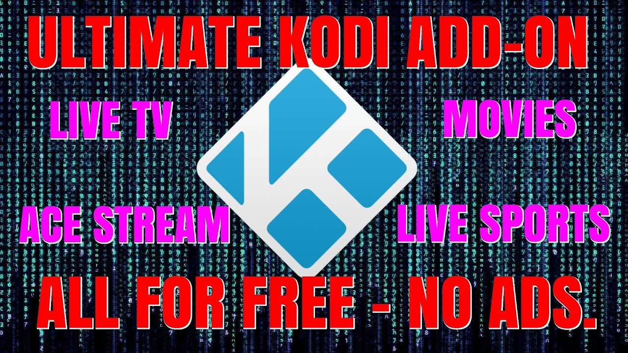 THE ULTIMATE LIVE TV & SPORTS EXPERIENCE ON KODI + VOD