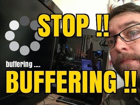 STOP KODI BUFFERING FOREVER – EASY FIX (2018)