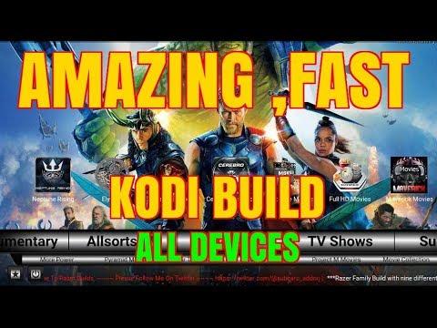 KODI SUB ZERO BUILD – BRILLIANT & FAST FOR ALL DEVICES (2018)