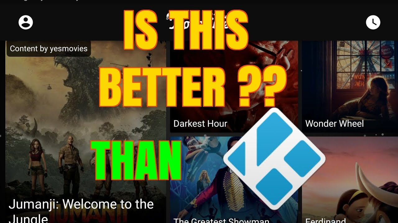 IS THIS BETTER THAN KODI ???