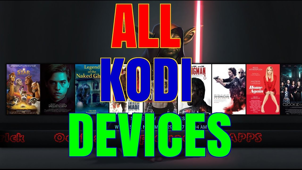 BEST KODI BUILD AMAZON FIRE TV STICK + ALL DEVICES 2018