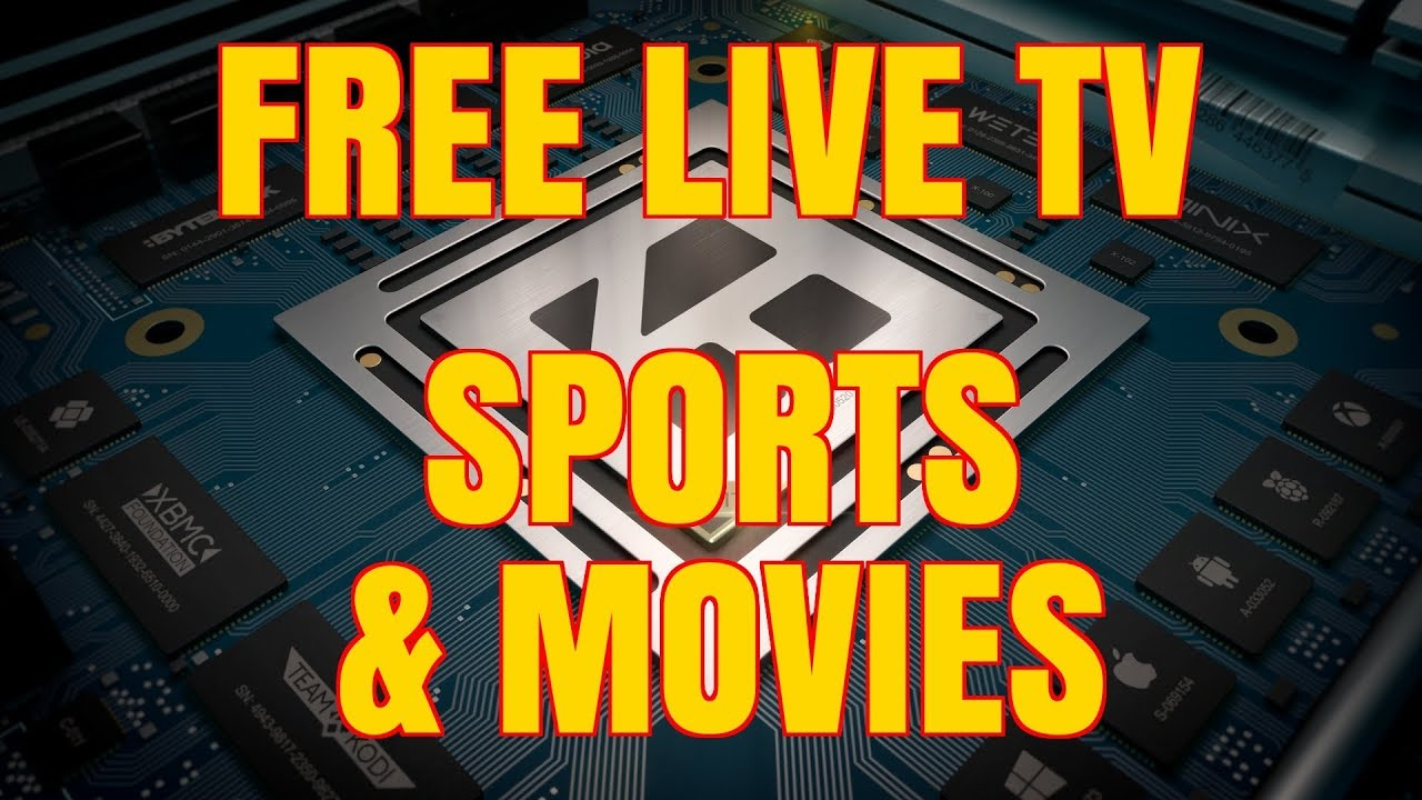 GET LIVE TV, SPORTS, MOVIES & PPV ON KODI FOR FREE !! (2018)