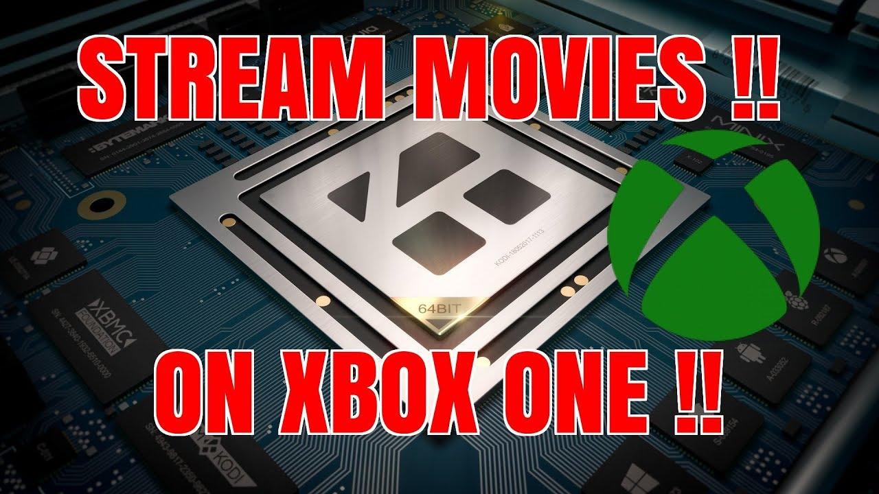 WATCH MOVIES ON XBOX ONE WITH KODI 18