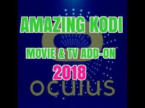 BRAND NEW MOVIE & TV SHOW ADD-ON KODI – OCULUS (2018)