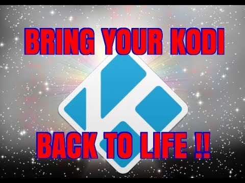 BRING YOUR KODI BACK TO LIFE WITH RE:BIRTH (2017)