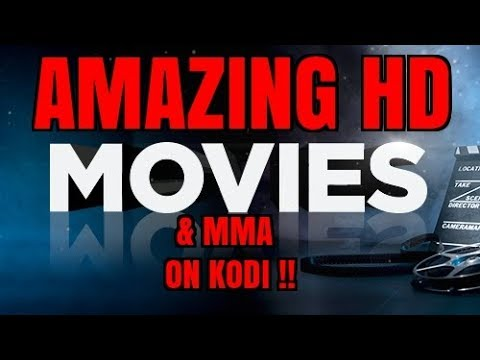 SOME OF THE BEST HD MOVIES , CHRISTMAS & MMA ON KODI – NEW ADD-ON