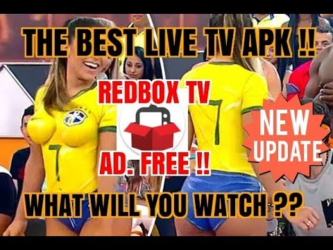 THE BEST LIVE TV APK – RED BOX TV AD. FREE – LATEST UPDATE (2017)