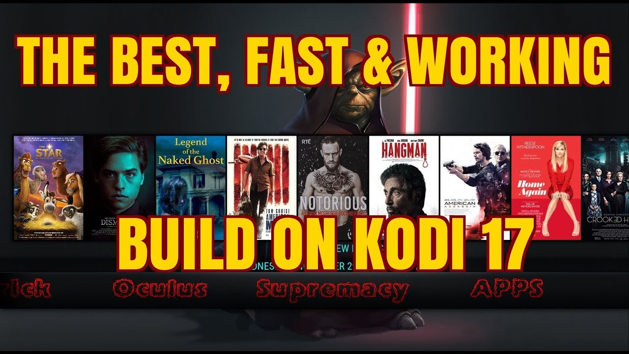 THE BEST ALL WORKING KODI BUILD & COMPLETE SET UP GUIDE (2017)