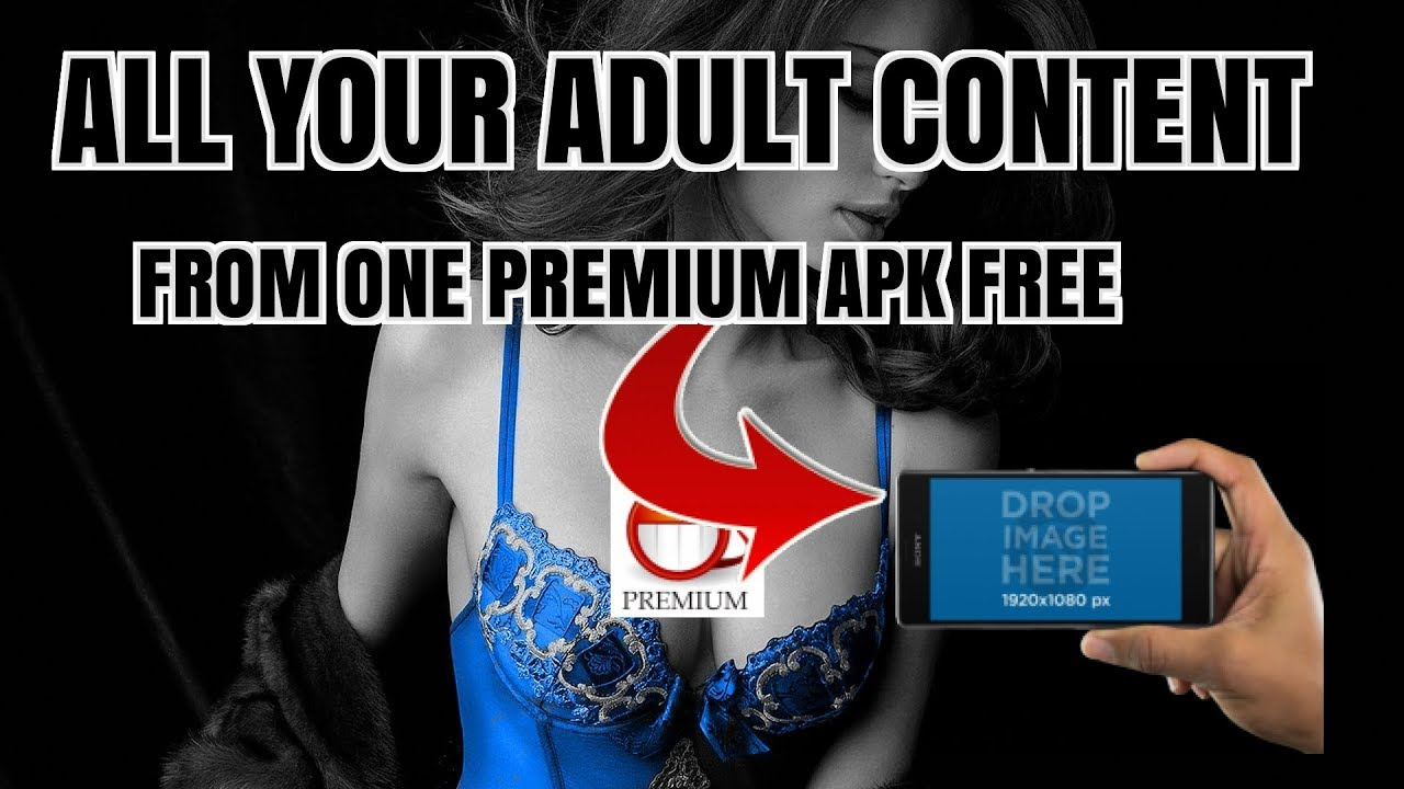ALL YOUR ADULT CONTENT ON ONE AD. FREE APK FOR FREE !!