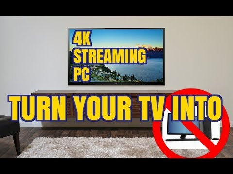 WOW – TURN YOUR HD TV INTO A SMART PC 4K (2017)