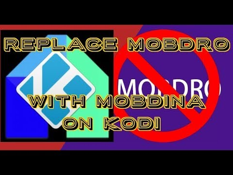 REPLACE MOBDRO WITH MOBDINA – BEST LIVE SPORTS ON KODI  (2017)
