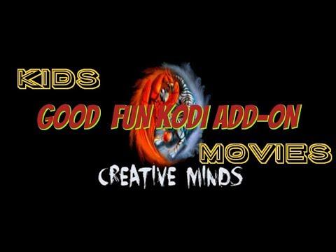 NICE KIDS & MOVIE ADD-ON ON KODI – CREATIVE MINDS (2017)