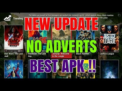 THE LATEST NO.1 MOVIE APK 😉 NEW UPDATE 💥 NO ADVERTS 😍 SUBTITLE FIXES & MORE !!