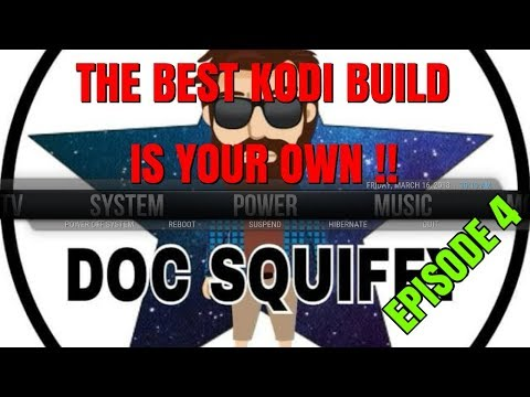 THE BEST KODI BUILD IS YOUR OWN 🔥 EPISODE 4 🔥 ADDING FREE LIVE TV TO KODI