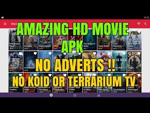 KODI ALTERNATIVE 😉 AMAZING HD MOVIE APK 🔥 ONE CLICK LOADING 👍  ALL DEVICES 🔥 ONE PROBLEM