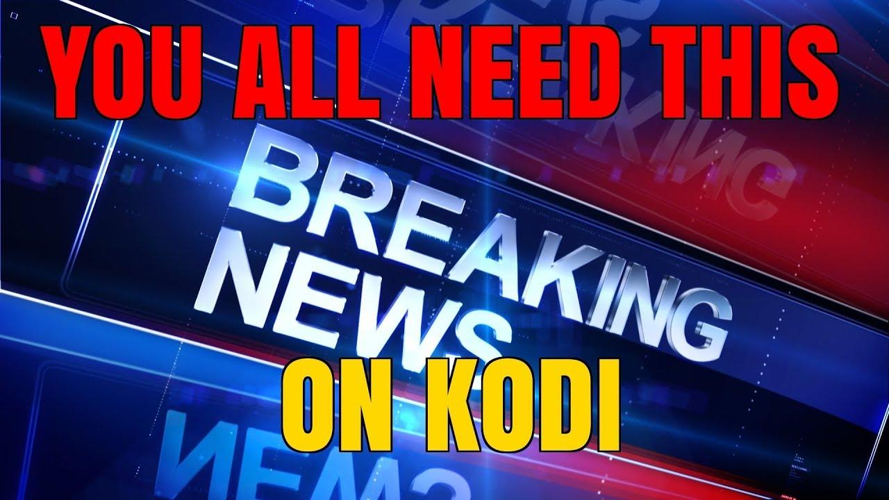 KODI , KODI NEWS, KODI 17.6, KODI 18, THE BEST KODI BUILD FOR ALL DEVICES !!