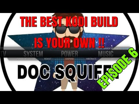 THE BEST KODI BUILD IS YOUR OWN 🔥 EPISODE 6 🔥 ADDING WIDGETS