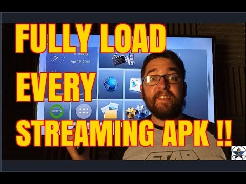 THE EASY WAY TO INSTALL STREAMING APK'S !!