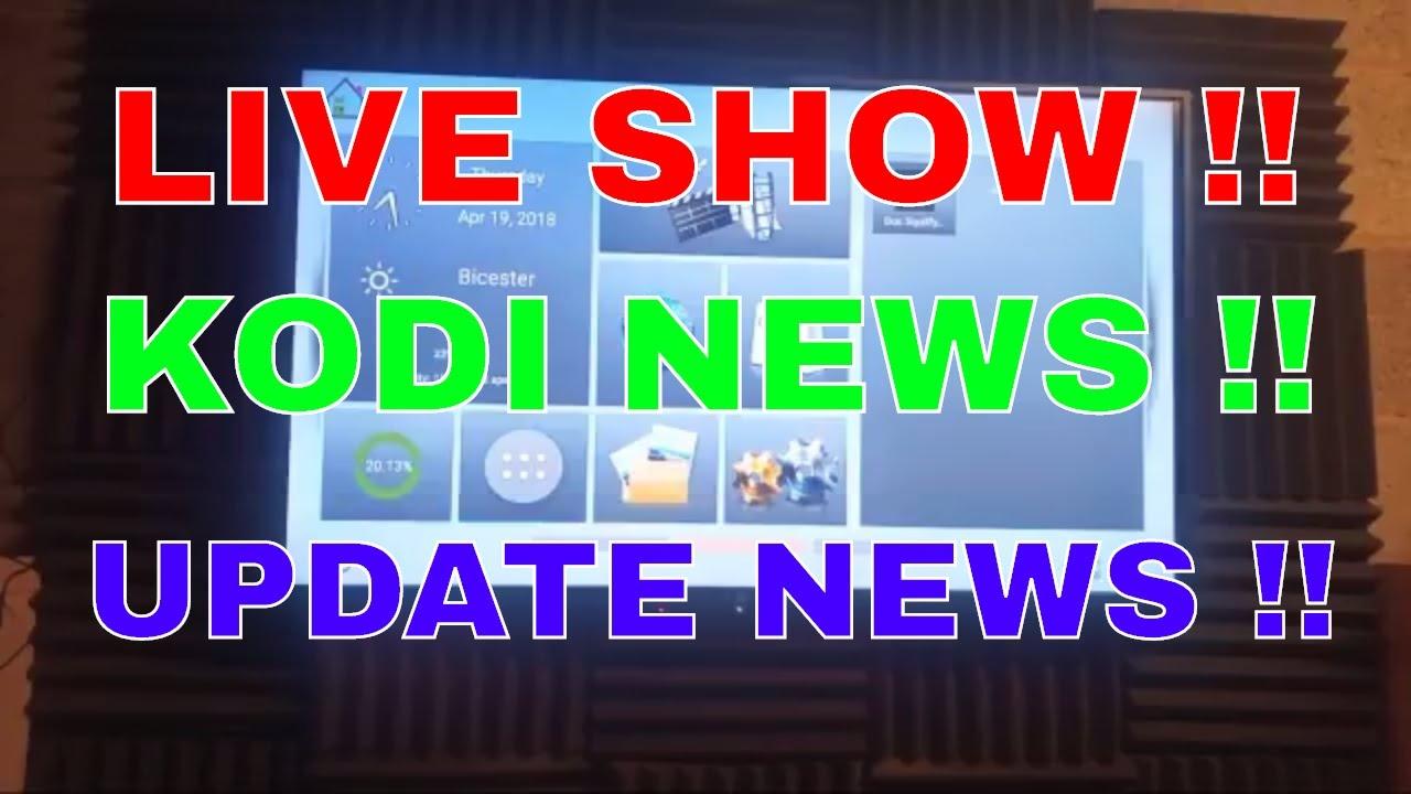 Kodi news , kodi, doc Squiffy update and a little Solo Man