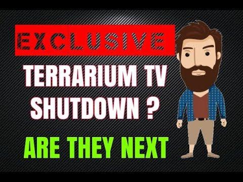 TERRARIUM TV & APK'S SHUTDOWN ? SHOWBOX APK SUED #KodiDramaAlert