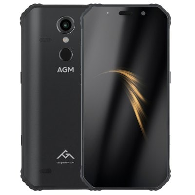 SPECIAL OFFER –  AGM A9 4G Phablet Global Version  =  £470.48