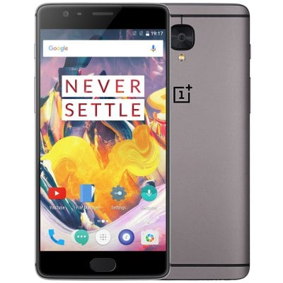 SPECIAL OFFER –  OnePlus 3T 4G Phablet  =  £418.82
