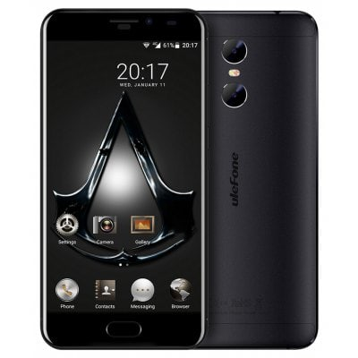 SPECIAL OFFER –  Ulefone Gemini 4G Phablet  =  £120.62