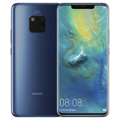 SPECIAL OFFER –  HUAWEI Mate 20 Pro 4G 6.39 inch Phablet   =  £682.35