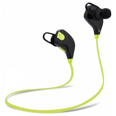 SPECIAL OFFER –  QY7S Bluetooth V4.1 Wireless Sport Earphones Headphones  =  £8.02