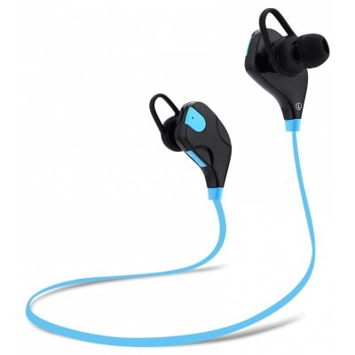 SPECIAL OFFER –  QY7S Bluetooth V4.1 Wireless Sport Earphones Headphones  =  £5.16