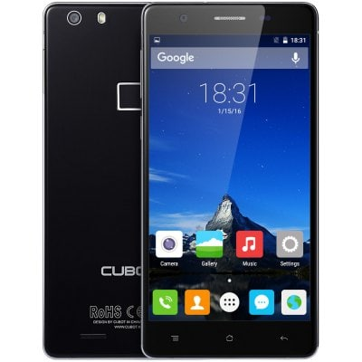 SPECIAL OFFER –  Cubot S550 Pro 3GB RAM 4G Phablet  =  £124.48