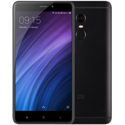 SPECIAL OFFER –  Xiaomi Redmi Note 4 4G Phablet UK Plug  =  £159.28