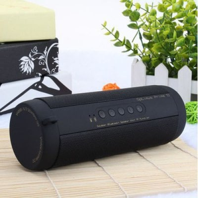 SPECIAL OFFER –  Fashion Outdoor Mini Portable Wireless Stereo Waterproof Bluetooth Speaker Subwoofer Sound Box  =  £35.07