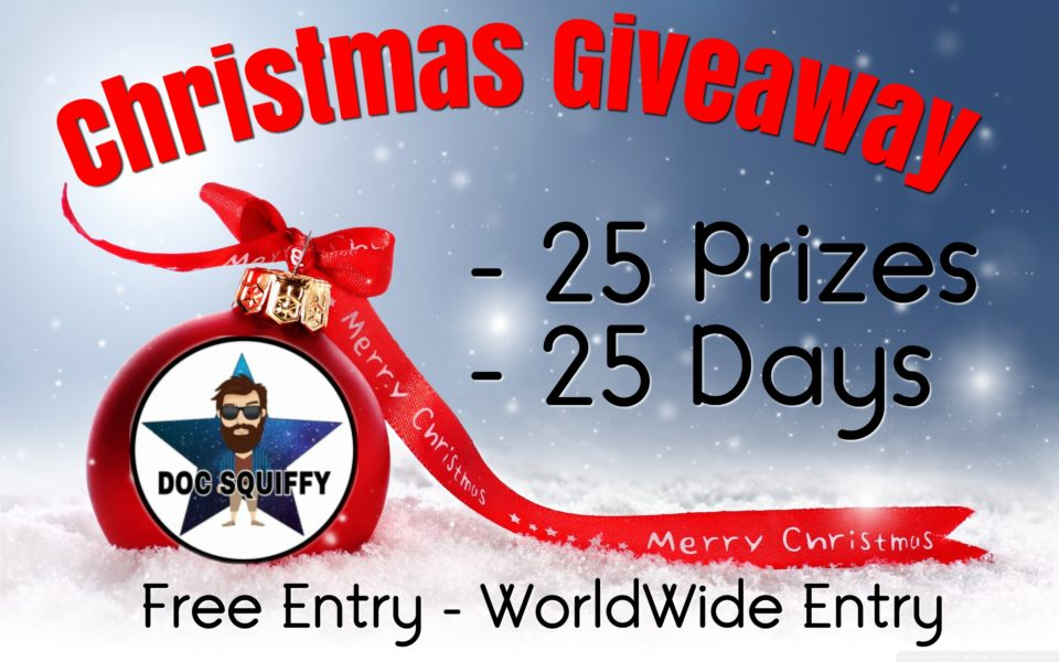 25 DAYS OF CHRISTMAS GIVEAWAY 2019