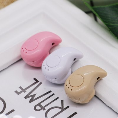 SPECIAL OFFER –  Bluetooth Headset S530 Mini Wireless Sports In-Ear Call Micro Stereo Bluetooth Headset  =  £2.98