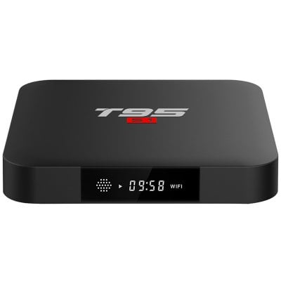 SPECIAL OFFER –  T95S1 Android 7.1 TV Box  =  £29.07