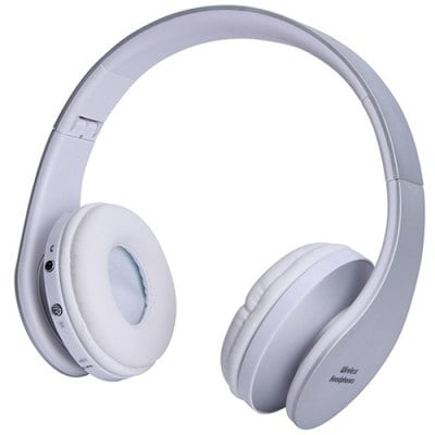 SPECIAL OFFER –  NX8252 Folding Stereo Wireless Sports Bluetooth Headset  =  £11.03