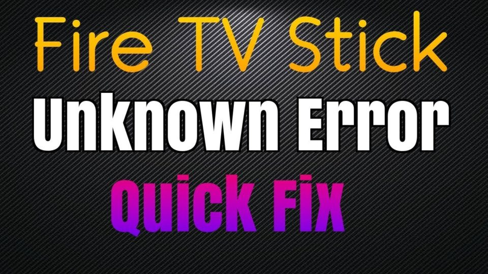 Amazon Firestick Downloader ERROR !! Quick Fix 2019