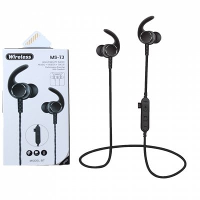 SPECIAL OFFER –  New MS-T3 Magnetic + Card Sports Wireless Bluetooth Headset Subwoofer In-ear Headset  =  £6.5