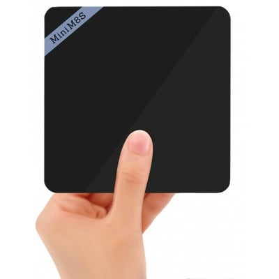 SPECIAL OFFER –  Mini M8S II 4K Smart TV Box Android Amlogic S905X Quad Core Processor  =  £40.13