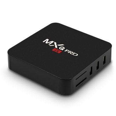 SPECIAL OFFER –  MXQ PRO RK3229 4K HD TV Box WiFi Android Media Player  =  £29.45